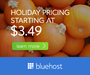 BlueHost Black Friday Coupon