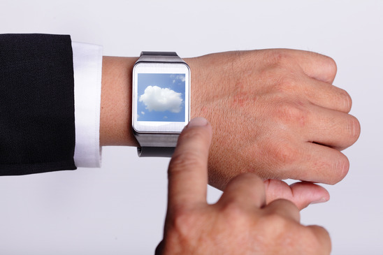 Meetings from your smart watch