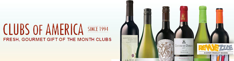 Clubs of America - Wine of the Month Club Review