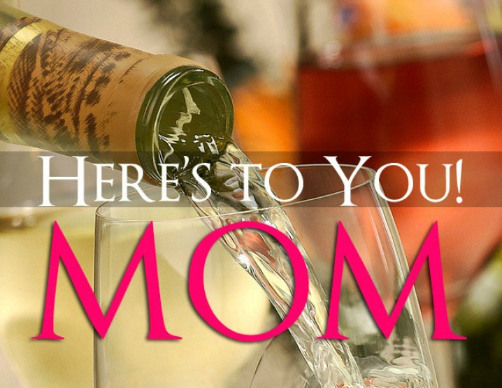 Mother's Day Wine Pairing by mom type