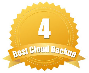 Rated #4 Best Cloud Backup