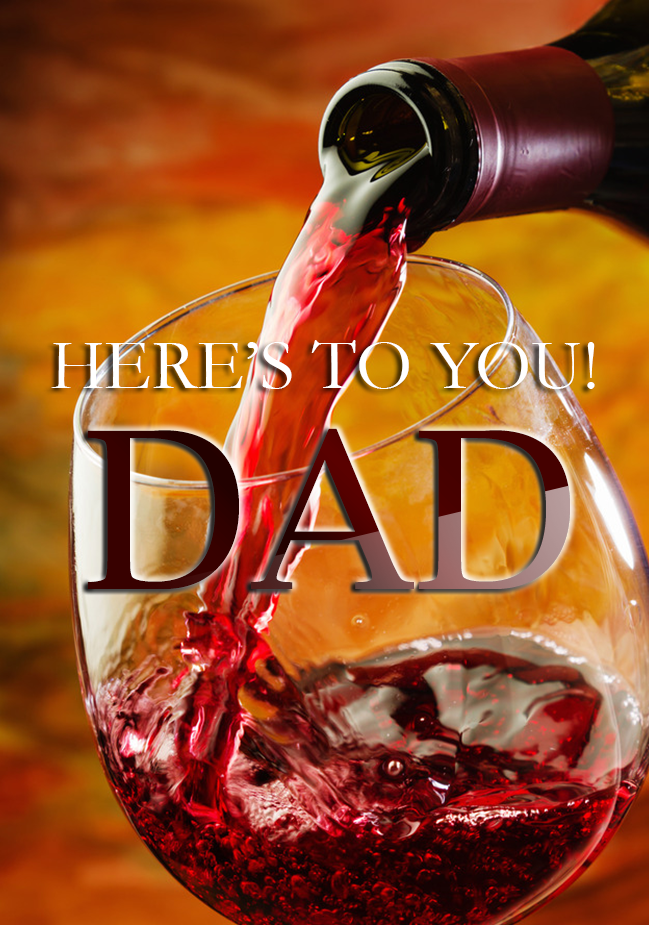 Father's Day Wine Pairing by Dad Type