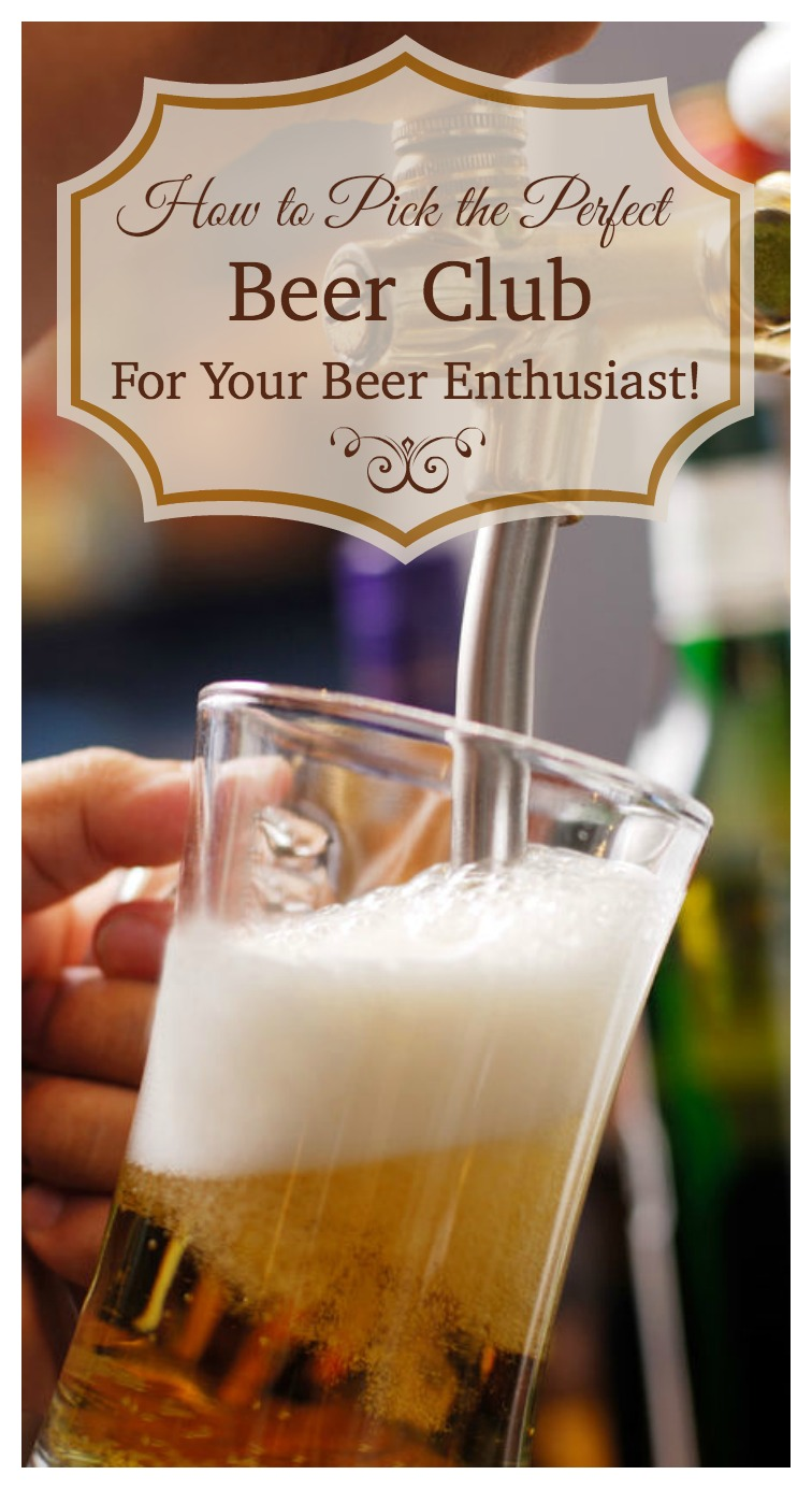 Do you have a Beer Enthusiast in your house? Want to pick the perfect Beer Club for them? We'll help you do just that!