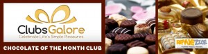Clubs Galore Chocolate of the Month Club Review