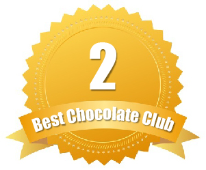Rated #2 Best Chocolate
