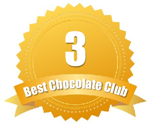 Rated #3 Best Chocolate club