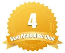 Rated #4 Best Chocolate Club