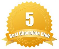 Rated #5 Best Chocolate Club