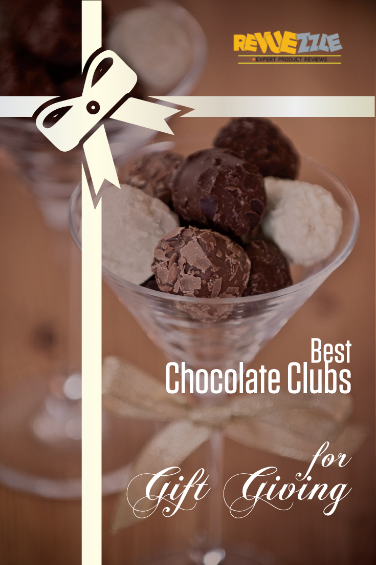 Giving the gift of chocolate is one of the best things you can do - it's edible, sharable and who doesn't love chocolate? #chocolate #gift #giftideas