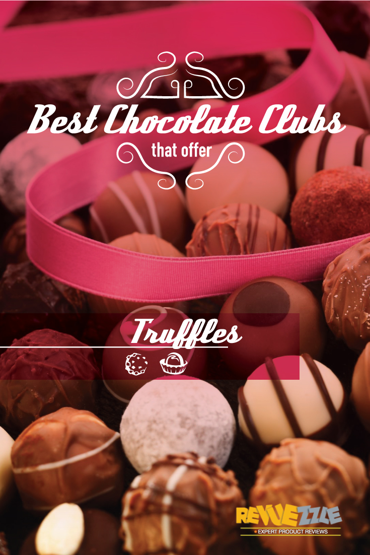 There is something about a truffle that most chocolate lovers cannot resist. Perhaps it is the rich, creamy ganache or maybe it is the crisp chocolate coating. #chocolate #truffles