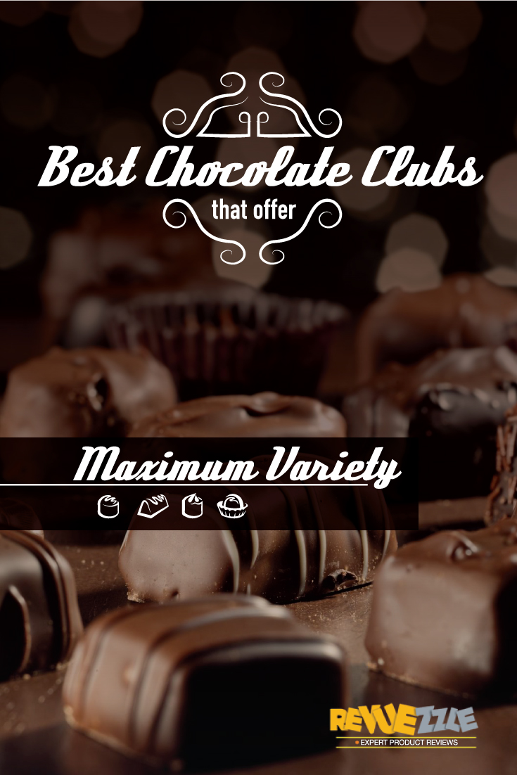 From truffles to filled varieties to even little nibbles of toffee and bars, you strive to get as much variety as possible for every penny you spend. #chocolate #truffles #variety
