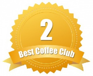 #2 Rated Best Coffee Club for Connoisseurs