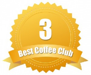 #3 Rated Best Coffee Club for Connoisseurs