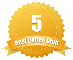 #5 Rated Best Coffee Club for Connoisseurs