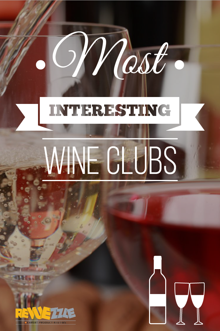 We examined each wine club out there not only for their quality of wines, but their features, benefits and those little things that make them stand out from the rest.