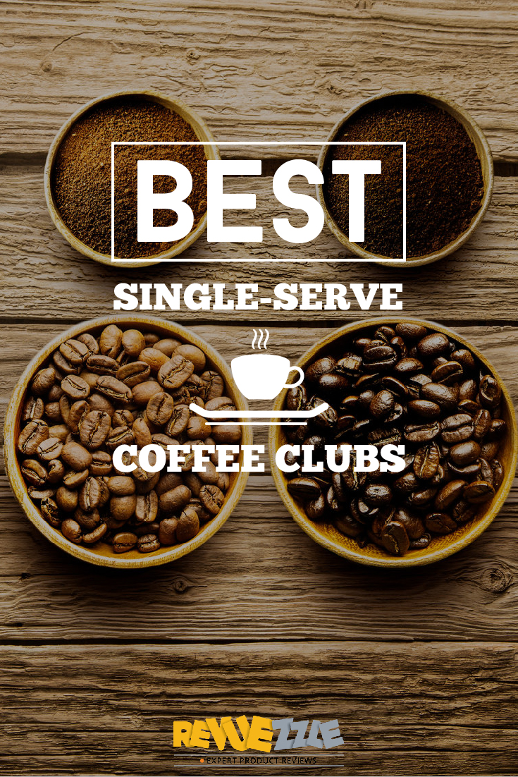 Normally coffee clubs ship the beans in a bag, but a select few actually have k-cup options for those who have single-serve machines. This is quite an elite list, as many clubs do not offer k-cup choices at all. #coffee #k-cup