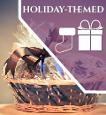 Best Holiday Themed Gift Baskets