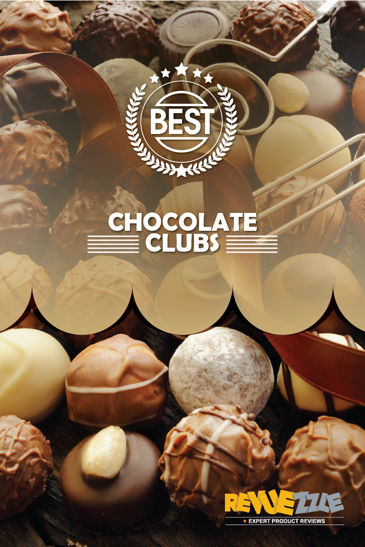 These are the Top 5 best chocolate clubs for quality, value, and variety. #best #chocolate
