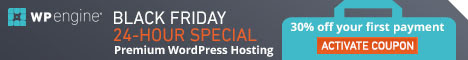 Save on web hosting plans with WP Engine Black Friday deals