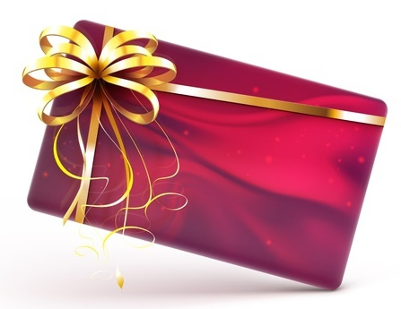 Great Gift Card and Gift Certificate Ideas