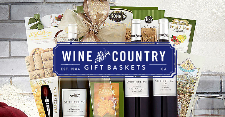 wine country gift baskets review revuezzle