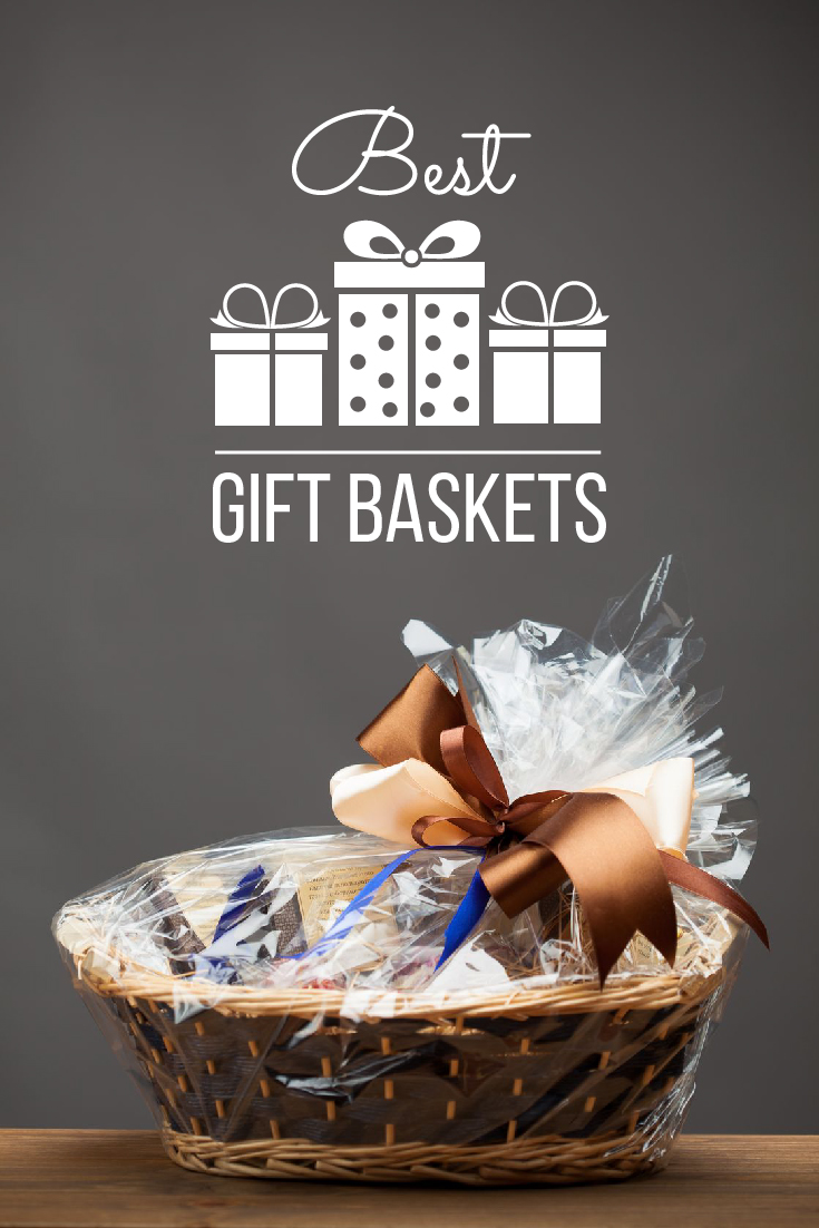 Fine the best gift basket merchants - whether it's for variety, affordability, last minute shipping and more. We have the lists to help you! #giftbaskets #giftideas #gifts