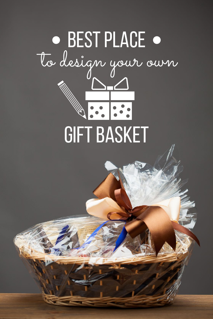 These companies were picked not only because they offer design your own functionality, but because of their selections and their ability to let you truly craft something unique. #gifts #giftbaskets #diy #giftideas