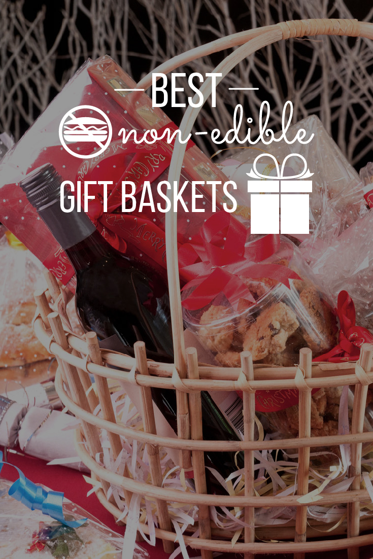 These merchants were specifically selected not only because they offer non-edible baskets, but the quality, creativity and pricing that goes behind them. #gifts #giftbaskets #giftideas
