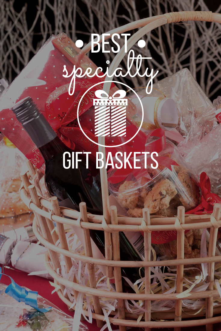 These merchants cater to those that need Kosher goods, organic, gluten-free, vegan and even dairy-free baskets to suit your recipient's needs. #gifts #giftbaskets #kosher #gluten-free #organic #vegan #giftideas