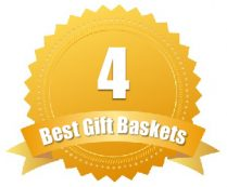 Rated #4 Best Gift Basket Merchant