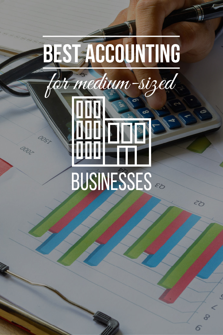 We have created a list of our favorite Best Accounting Programs for Medium Sized Businesses - specifically businesses of 50 employees or more. #accounting #best #businessfinance
