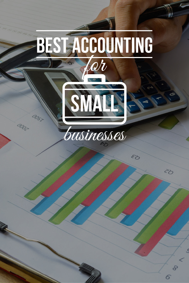 If you are a small business owner, we know how hard it is to find programs that offer things like payroll, income and expenses and even inventory - this list provides the top accounting software for small businesses. #accounting #smallbusiness #best #businessfinance