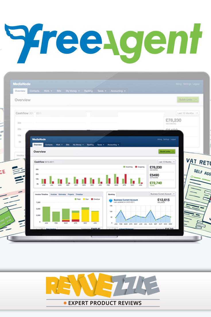 FreeAgent was created by experts that wanted to reduce the hassles and headaches associated with traditional business accounting and finances. #accounting #business #smallbusiness #businessfinance #review