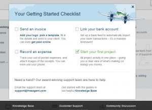 Getting Started Guide by FreeAgent