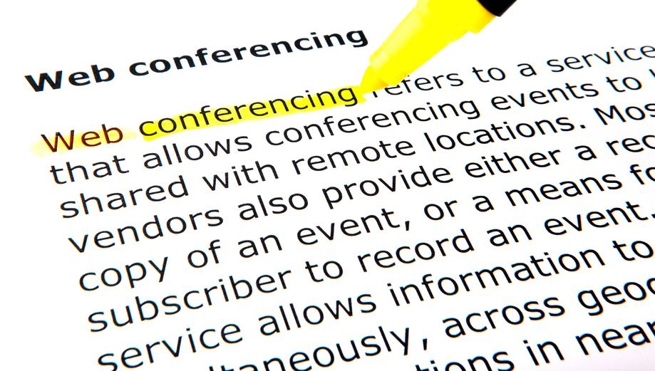 Why Use Web Conferencing?