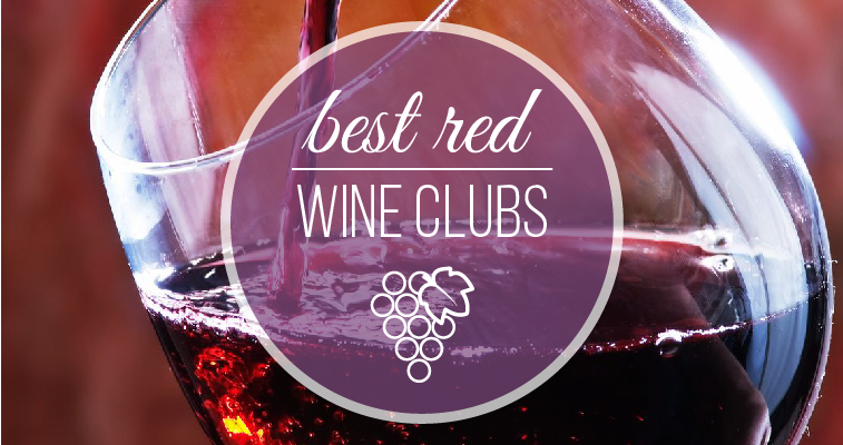 Best Red Wine Clubs
