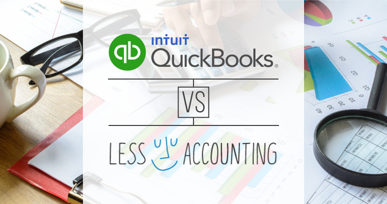 Quickbooks vs. Less Accounting