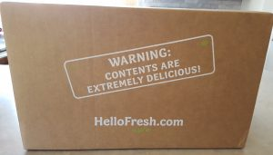 Hello Fresh_Box