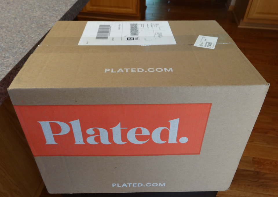 Plated exterior box
