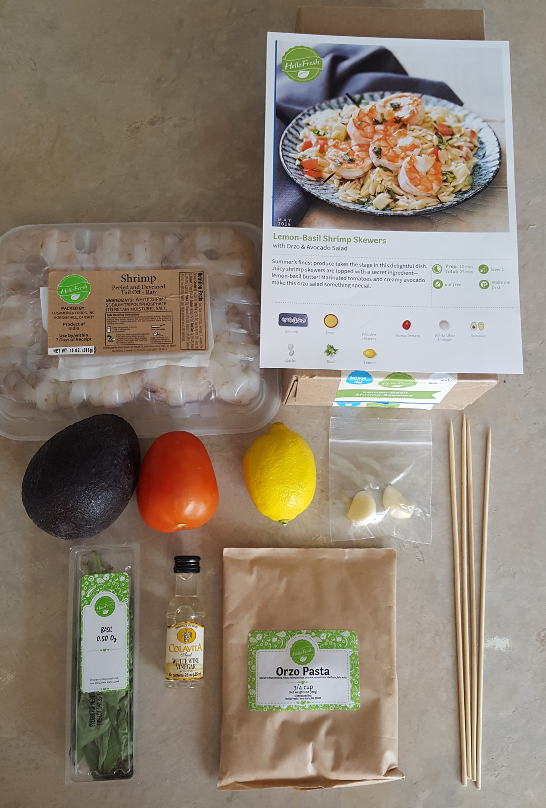 HelloFresh Review • Revuezzle