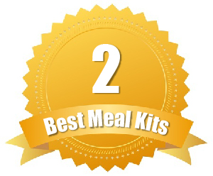 #2 Rated Best Meal Kit Delivery Service