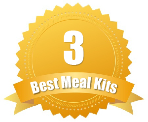 #3 Rated Best Meal Kit Delivery Service