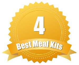#4 Rated Best Meal Kit Delivery Service