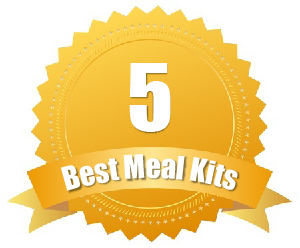 #5 Rated Best Meal Kit Delivery Service