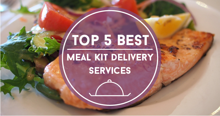 Top 5 best meal kit delivery services 2018 revuezzle forumfinder Images