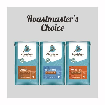 Caribou Coffee Roastmaster's Choice Coffee Club