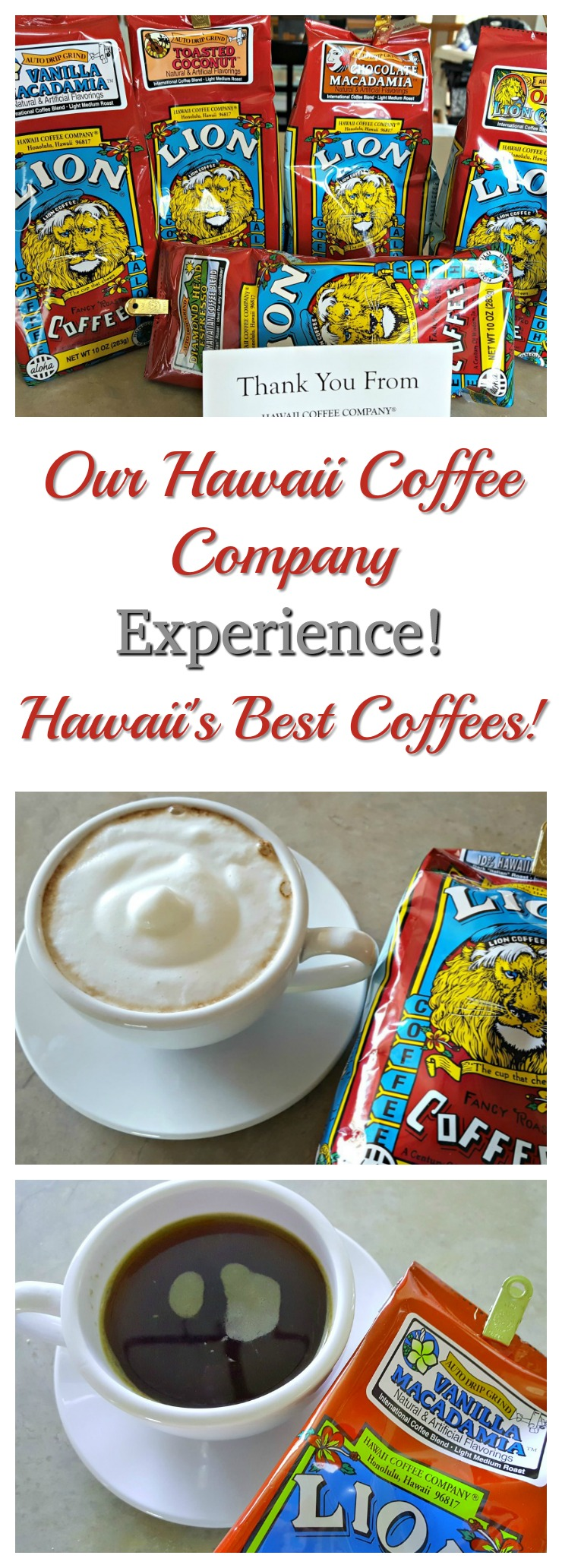 We tried the Hawaii Coffee Company's Coffee Club - If you LOVE coffee from Hawaii then this may be the club for you!