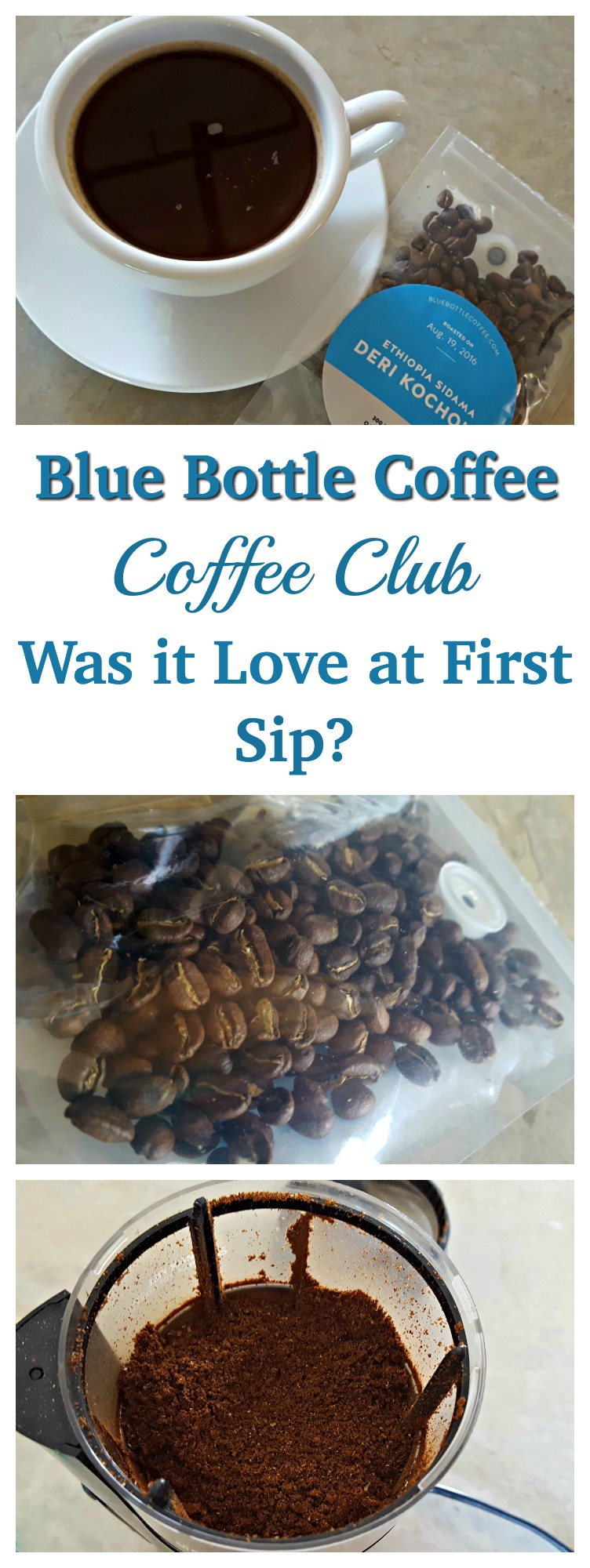 We tried Blue Bottle's Coffee Club - But was it love at first sip or not?!