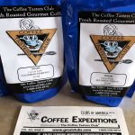 clubs of America Coffees