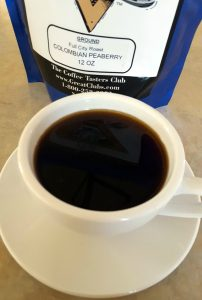 Clubs of America Peaberry Brewed